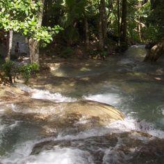 Dunns river falls, Ocho rios jamaica