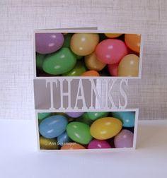 Ann Greenspan's Crafts: Easter Thanks