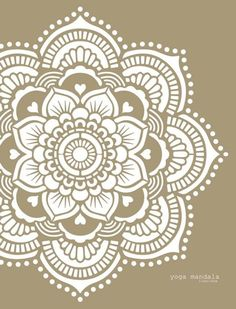 Mandala wall stencils DIY for home of work place decor. Mandala Ibiza wall stencils to pimp your home, garden, office, shop, restaurant or club! We have 8 different mandalas in different sizes from which you can choose! Mandala Art, Mandala Design, Stencils Mandala, Mandala Yoga, Mandala Flower, Mandalas Painting, Mandalas Drawing, Flower Stencils, Lotus Flower