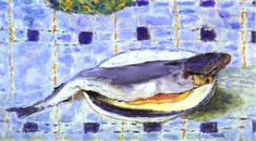 Fish in a Dish, Pierre Bonnard Medium: oil,canvas Pierre Bonnard, Paintings I Love, Colorful Paintings, Indian Paintings, Oil Paintings, Landscape Paintings, Art Van, Watercolor Paintings Abstract, Watercolor Artists