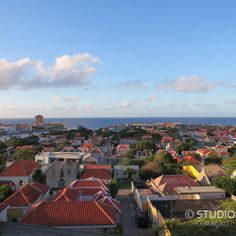 Overview of Otrabanda, part of Willemstad Picture by Studio June, Curaçao