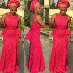 Aso Ebi is one of the unique things about Nigerian weddings, although it has also gone beyond just weddings, it has now transcended into any occasion; it doesn't matter the…
