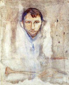 Edvard Munch, Stanislaw Przybyszewski, 1895