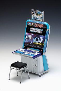 Persona 4 Vewlix Cabinet