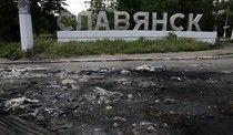 Ukraine warnt vor Anstieg radioaktiver Strahlung in Slawjansk