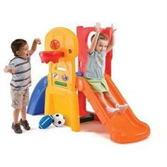 Toys Kids Outdoor Step2 All Star Sports Climber - Swings, Slides & Gyms