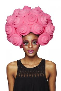 [VIDEO] We're Wigging Out Over Chris March's Exclusive Halloween Wig Collection