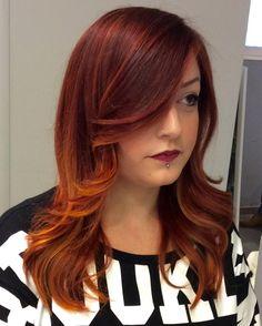 #degradè #conseil #sanlazzaro #sanlazzarodisavena #bologna #koys #parrucchieri #hair #beautifulhair #redhair #copperhair