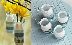 Top 15, Bouquet Delivery, Glass Jars, Diy Crafts, Tableware, Preschool, Children, Recycling, Manualidades