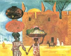 Joy of Sharing-Africa - EZRA JACK KEATS - United States of America