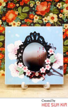 Sense Designer  MIYAKE: KOREAN style mirror