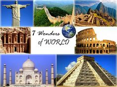 Marvelous Architecture : Seven Wonders of the World