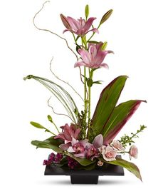 contemporary floral designs | NYC Flowers-Modern Floral Arrangements in NYC Delivery New York NY ...