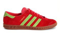 "adidas Originals Hamburg ""Red Beauty"" (Preview)"