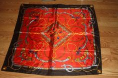 """Beautiful Ladies Scarf~36"""" X36""""~FREE SHIPPING! FREE GIFT! POLYESTER WITH A SILK FEE"""