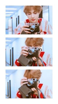 The outside world is amazing , surrounded by beautiful animals . And Taehyung seems to have captured the most beautiful one . Namjoon, Kim Taehyung, Seokjin, K Pop, Foto Bts, V E Jhope, Banda Kpop, Bts Boyfriend, Future Boyfriend