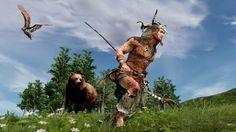WiLD: Un Chamán, el hombre y la naturaleza