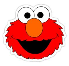 7 Best Images of Sesame Street Face Templates Printable - Sesame Street Cookie Monster Face Templates, Sesame Street Elmo Face Template Printable and Sesame Street Oscar the Grouch Face Template Monster Party, Elmo Party, Cookie Monster, Elmo Sesame Street, Sesame Street Birthday, Sesame Streets, Elmo Bebe, Anniversaire Elmo, Face Template