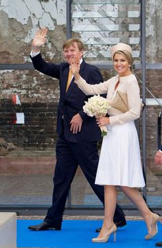 ♥•✿•QueenMaxima•✿•♥...Maxima and Alexander