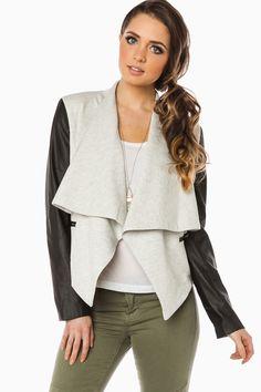 ShopSosie Style : Pierce Jacket