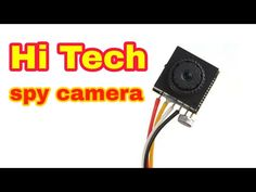 how to make spy camera at home / from old mobile phone camera Computer Projects, Electronic Circuit Projects, Computer Basics, Electronics Projects, Mini Spy Camera, Hidden Spy Camera, James Bond Gadgets, Real Spy, Hack Password