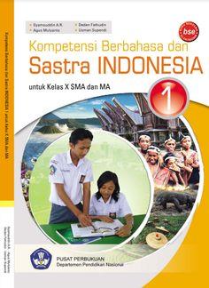 Download Buku Siswa Ktsp Sma Kelas  Mata Pelajaran Kompetensi Berbahasa Dan Sastra Indonesia