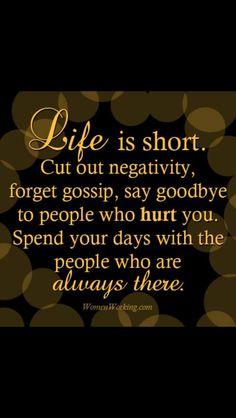Life is too short xxx