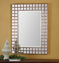 Keely Mosaic Wall Mirror