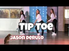 Tip Toe Jason Derulo Easy Fitness Dance Choreography Baile Coreografia Fitness Exercise Chest Workouts, Easy Workouts, At Home Workout Plan, At Home Workouts, 4 Minute Workout, Belly Fat Burner Workout, Zumba Routines, Scoliosis Exercises, Pilates Moves