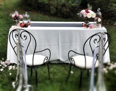 Ceremony Table/La Rosa Caninai, Firenze