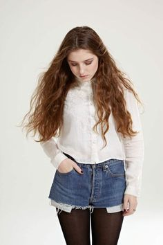 Skinny Love, singer, Birdy, fashion, style, wardrobe, closet, Laura Mulley