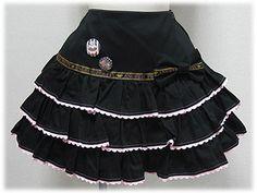 Meltyチョコレートリボンスカート