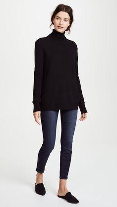 Paige Verdugo Ankle Skinny Jean in Nottingham, Women's, Size: 29 Fall Fashion Outfits, Work Fashion, Autumn Fashion, Casual Outfits, Cute Outfits, Womens Fashion, Madame, Work Attire, Minimalist Fashion