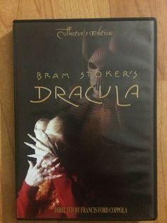 Bram Stokers Dracula (Blu-ray Disc, 2007) #Columbia