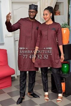 Couples African Outfits, African Blouses, African Inspired Fashion, Latest African Fashion Dresses, African Men Fashion, African Dresses For Women, Africa Fashion, African Attire, Men's Fashion