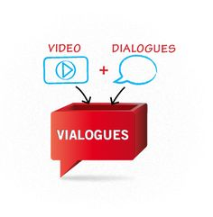 I'm intrigued by this tool... Video + Dialogues = @Vialogues! Check it out at: https://vialogues.com/