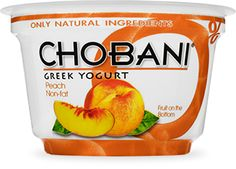 i've always tolerated yogurt, but this stuff changes my perspective.  so.  yum.