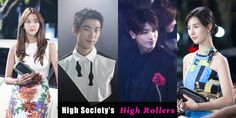 UEE, Sung Joon, Park Hyung Sik & Lim Ji Yeon go out on the town in 'High Society.' Watch their moves on the dance floor -- http://www.dramagalaxy.eu/high-society-episode-8