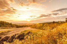 Vesancy sunrise by Vincent Charvet on 500px