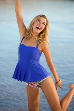 12 Adorable & Modest Swimsuits for Summer 2016 | LDS Living