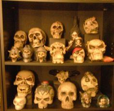 Yet More Skulls...