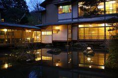 Arai Ryokan, historic onsen outside Tokyo