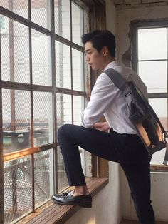 Seo kang jun Hijab basma k hijab tutorial Gong Seung Yeon, Seung Hwan, Ahn Jae Hyun, Joo Hyuk, Seo Kang Joon, Kang Jun, Asian Actors, Korean Actors, Dramas