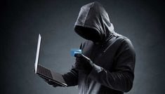 Photo about Computer hacker with credit card stealing data from a laptop concept for network security, identity theft and computer crime. Image of hacker, anonymity, fraud - 48854726 Types Of Credit Cards, Best Credit Cards, Hire A Hacker, Identity Theft Statistics, Government Website, Economic Times, Social Science, Debt, Batman