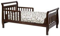 Davinci Sleigh Toddler Bed, Espresso  From DaVinci  List Price:	$99.00  SALE	$80.74 & eligible for FREE Super Saver Shipping http://astore.amazon.com/lionle-20/detail/B003HIXOE6 visit and like us on facebook here https://www.facebook.com/pages/DDs-Gift-Shop/113955198649056?fref=ts