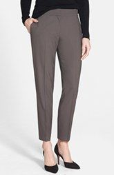 Eileen Fisher Ankle Trousers (Regular & Petite)