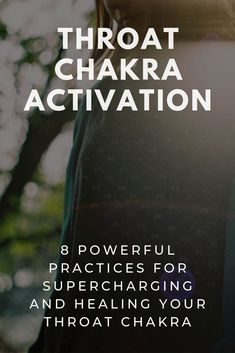 Throat Chakra Healing: Learn powerful ancient practices for strengthening, opening and healing your throat chakra, known as Vishuddha, plus an overview of its functions and powers Chakra Mantra, Chakra Meditation, Mindfulness Meditation, Meditation Music, Vishuddha Chakra, Throat Chakra Healing, Chakra Cleanse, Thyroid Problems, Spiritual Practices