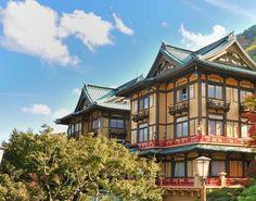 Fujiya hotel - Hakone 富士屋ホテル
