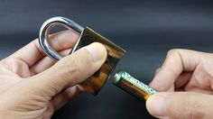 How to open a padlock easy   LabsJack