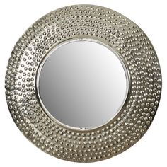 Found it at Wayfair - Maley Dotted Mirror